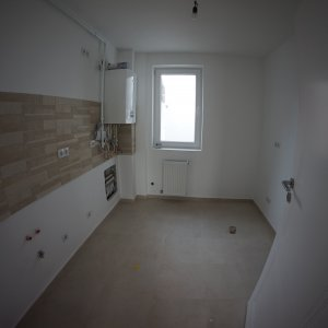 Apartament 3 camere, 65,50mp utili, bloc nou in zona Garii North Side Residence