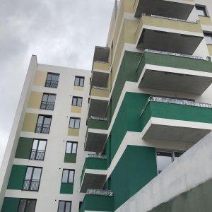 Apartamente nou finalizat, 3 camere 65,50 mp, cu CF, zona Garii North Side Residence