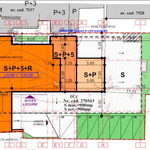 Apartamente noi in zona Facultatii de Drept Dimitrie Cantemir, comision 0% North Side Residence